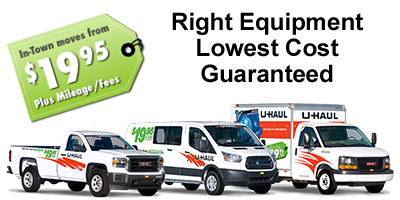 U-Haul Trucks & Pricing